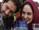 مهران مدیری، هدیه تهرانی، بهرام رادان و مهناز افشار در «پل چوبی»