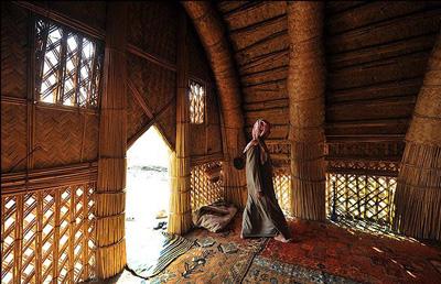مهمان خانه مضیف از آثار تاریخی اعراب