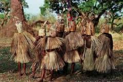 سنت های عجیب و غریب آفریقایی ها