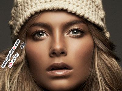 آرایش مناسب برای پوست تیره