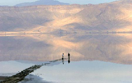 دریاچه مهارلو فارس