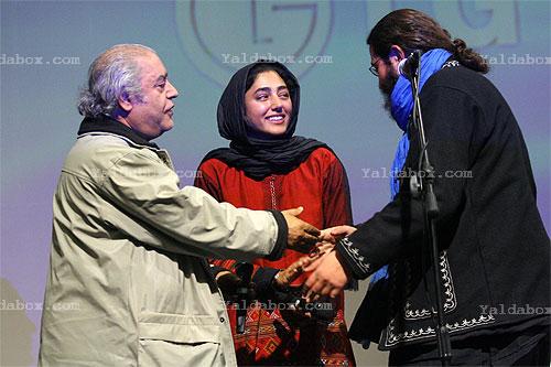 عکس : گلشیفته فراهانی و همسرش