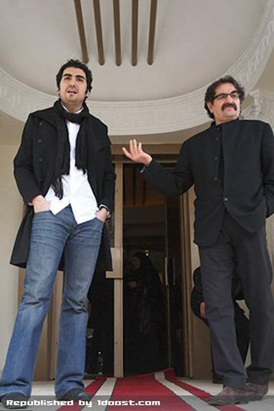 همه پدران و پسران مشهور دنیای هنر ایران
