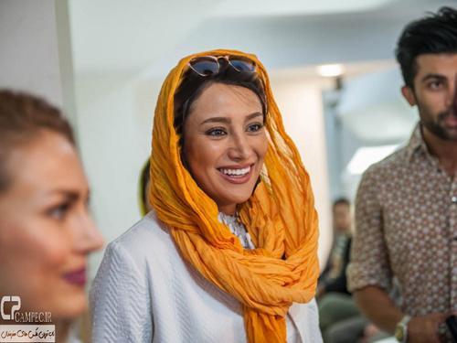 عکس های افتتاحیه کلینیک تخصصی زیبایی با حضور بازیگران