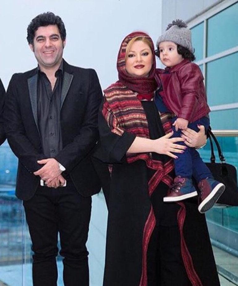 عکس جدید بازیگران ایرانی با همسرانشان