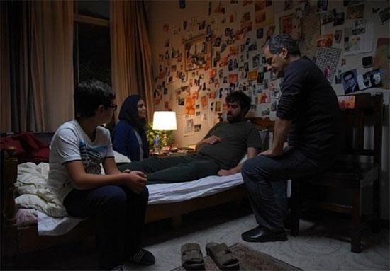 تیپ جدید و متفاوت شهاب حسینی در سریال برادرم خسرو