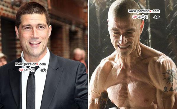تغییرشکل های حیرت انگیز در فیلم های 2012