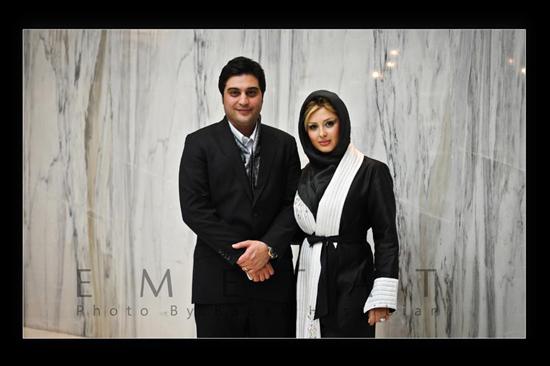 طرفداریکه همسر بازیگر زن ایرانی شد