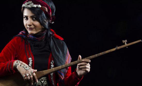 حضور نوازندگان زن در فرهنگسرای نیاوران