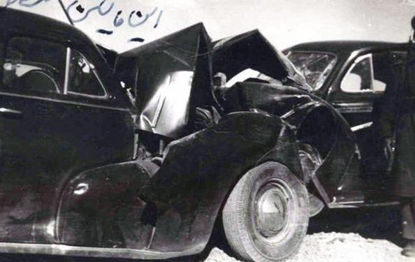 اولین تصادف رانندگی در ایران