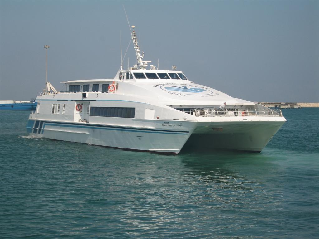 سفر با کشتی به دبی