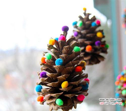 تزئینات بانمک و دوست داشتنی کریسمس در دکور منزل