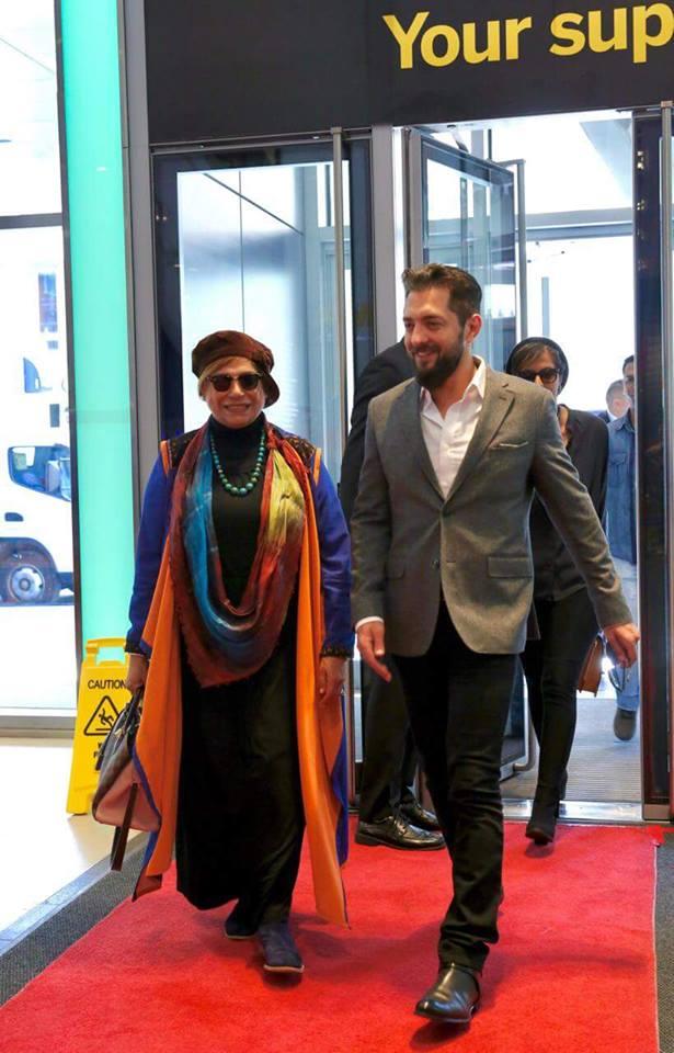 تصاویر فرش قرمز اکران فیلمهای ایرانی در تورنتو