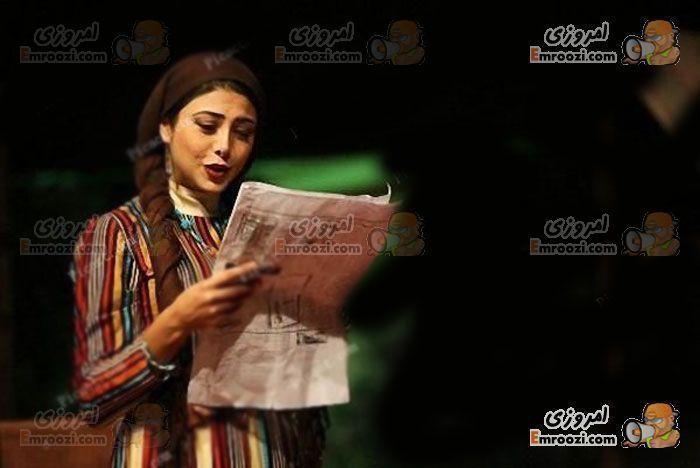 عکس های متفاوت از آزاده صمدی و هومن سیدی (همسرش)