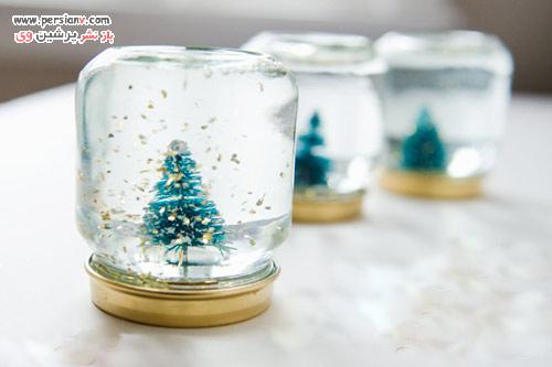 روش ساخت گوی برفی زیبا و بانمک در منزل