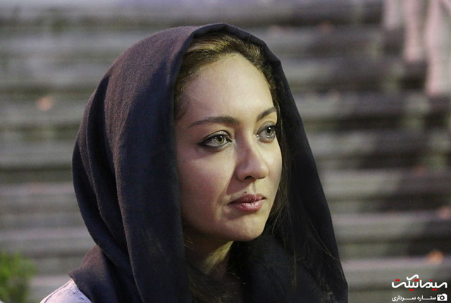 نیکی کریمی در مراسم آیین دیدار فیلم آی لاو تهران