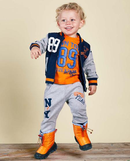 لباس بچه گانه زمستان 2017 برای کوچولوهای خوش تیپ و جذاب