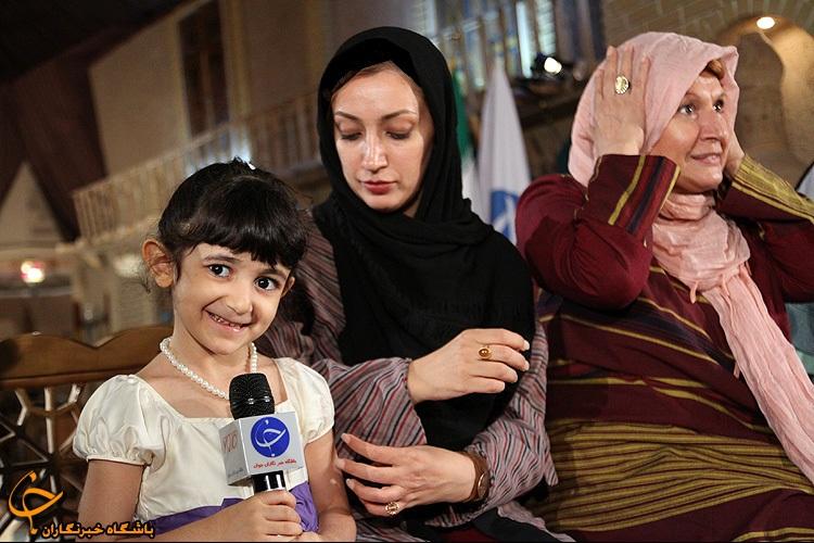 دنیای مادرانه نگار عابدی بازیگر سریال پادری / عکس های دخترش و علت جدایی از همسرش