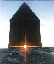 بزرگترین ساعت نجومی دنیا