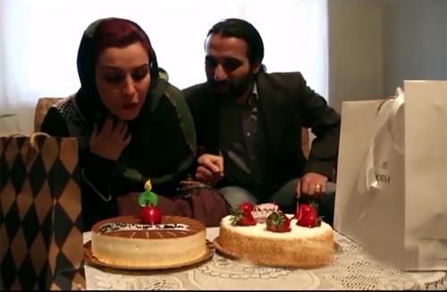 خبر خوشحال کننده ماه چهره خلیلی در آستانه اولین سالگرد ازدواجش