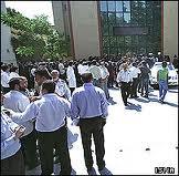 فرار گروگانهای جمهوری اسلامی!  عکس