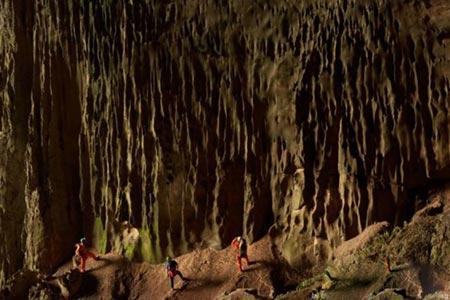 بزرگترین غار زیرزمینی جهان در ویتنام  تصاویر