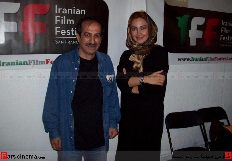 عکسهای دیدنی جشنواره سان فرانسیسکو با حضور آناهیتا نعمتی