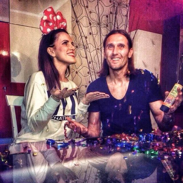 جشن تولد همسر پروپجیچ