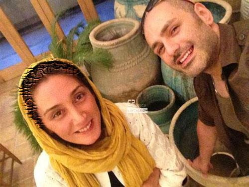 هدیه تهرانی در سن 43 سالگی