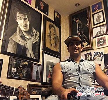منزل هنرمندان و چهره سرشناس ایرانی