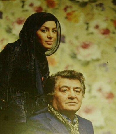 همسر جوان رضا رویگری از مخالفت پدرش با ازدواجش گفت!