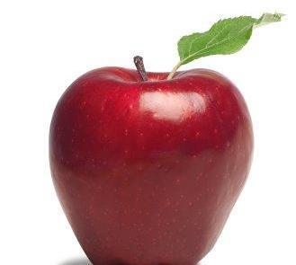 وقتی یک دختر در جوانی سیب باشد در پیری چه شکلی می شود؟