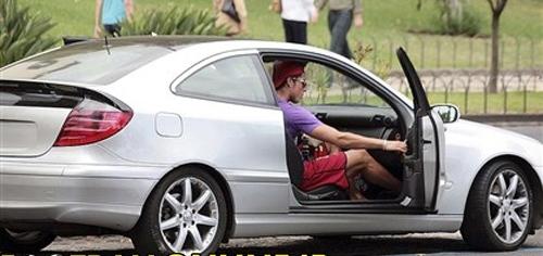 کلکسیون اتومبیل های رونالدو