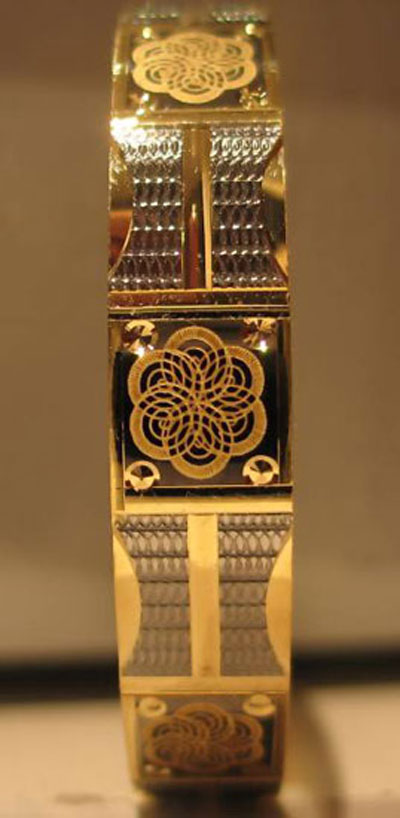 مدل النگو طلا -