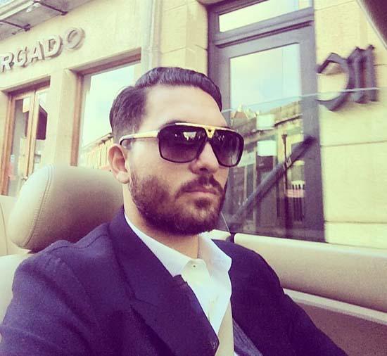 پوشش و استایل بازیگران ایرانی و وسایل و لباس های مارک دارشان