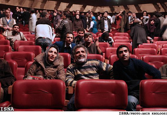 بهروزافخمی و همسرش مرجان شیرمحمدی