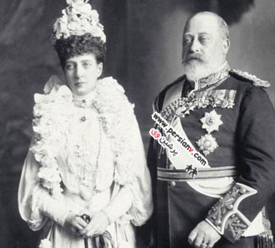تصاویرمعشوقه شاه مشهور پس از 135 سال رو شد