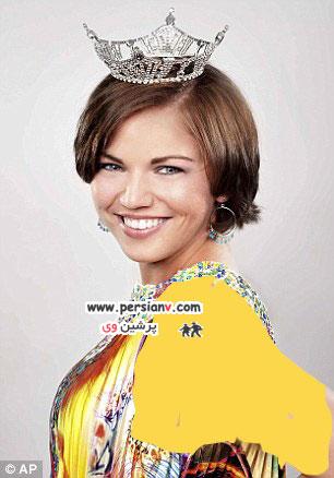 خبر جدید درباره ملکه زیبایی که موهایش را از ته تراشید عکس