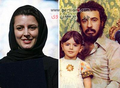 عکسهای متفاوت بازیگران مشهور سینما با پدر و مادرشان