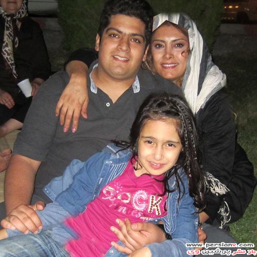 مشکلات لادن طباطبایی و دخترش ، سها به دلیل بیماری اوتیسم