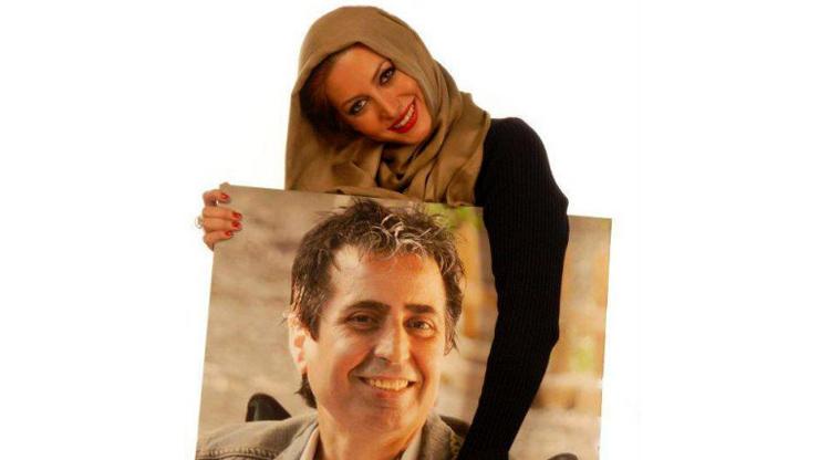 ازدواج فریبا نادری و مسعود رسام