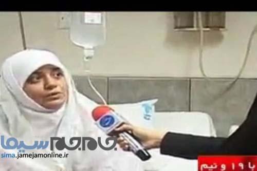 آخرین وضعیت الهام چرخنده در بیمارستان و ناگفته هایش درباره حجاب
