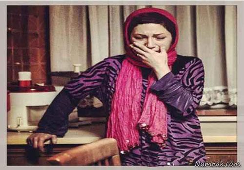 تماس فیزیکی رضا عطاران و همسرش در این فیلم جنجالی شد!