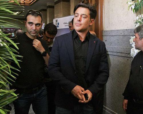 عکس جدید محمدرضا گلزار در یک مراسم
