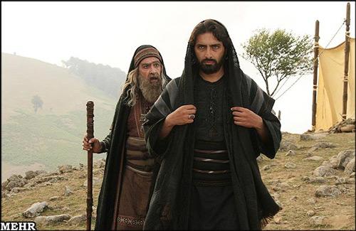 ملک سلیمان؛ تحولی در سینمای جذاب دینی ( عکس)