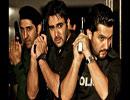 عکس های دیدنی : حامد بهداد در لباس پلیس