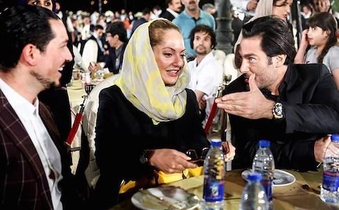 همسر مهناز افشار به جرم کلاه برداری روانه زندان شد