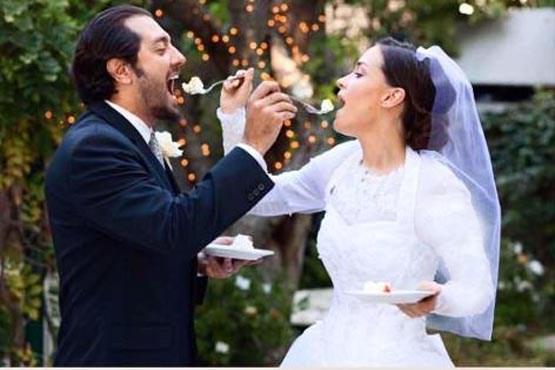 عروسی بهرام رادان