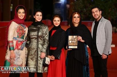 بدتیپی بازیگران زن ایران در جشنواره رم 2013