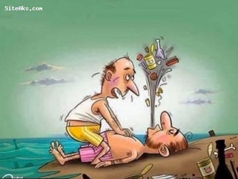 کاریکاتورهای بامزه ، محیط زیست